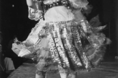 Gamila performing a Ghawazee dance at UCLA's International Student Center. circa 1985.