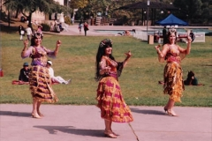 "The Aisha Ali Dance Company performing a Ghawazi Dance at UCLA's ""Music and Dance on the Grass"""