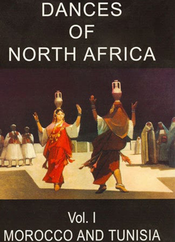 p 534 DVDA901 - Dances of North Africa - Documentary