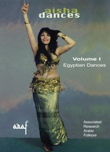 p 538 DVDA903 - Aisha Dances, Vol I: Egyptian Dances - Performances
