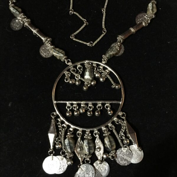 IMG 1217 e1561269725745 600x600 - Jewelry: Replica of Antique Egyptian Necklace
