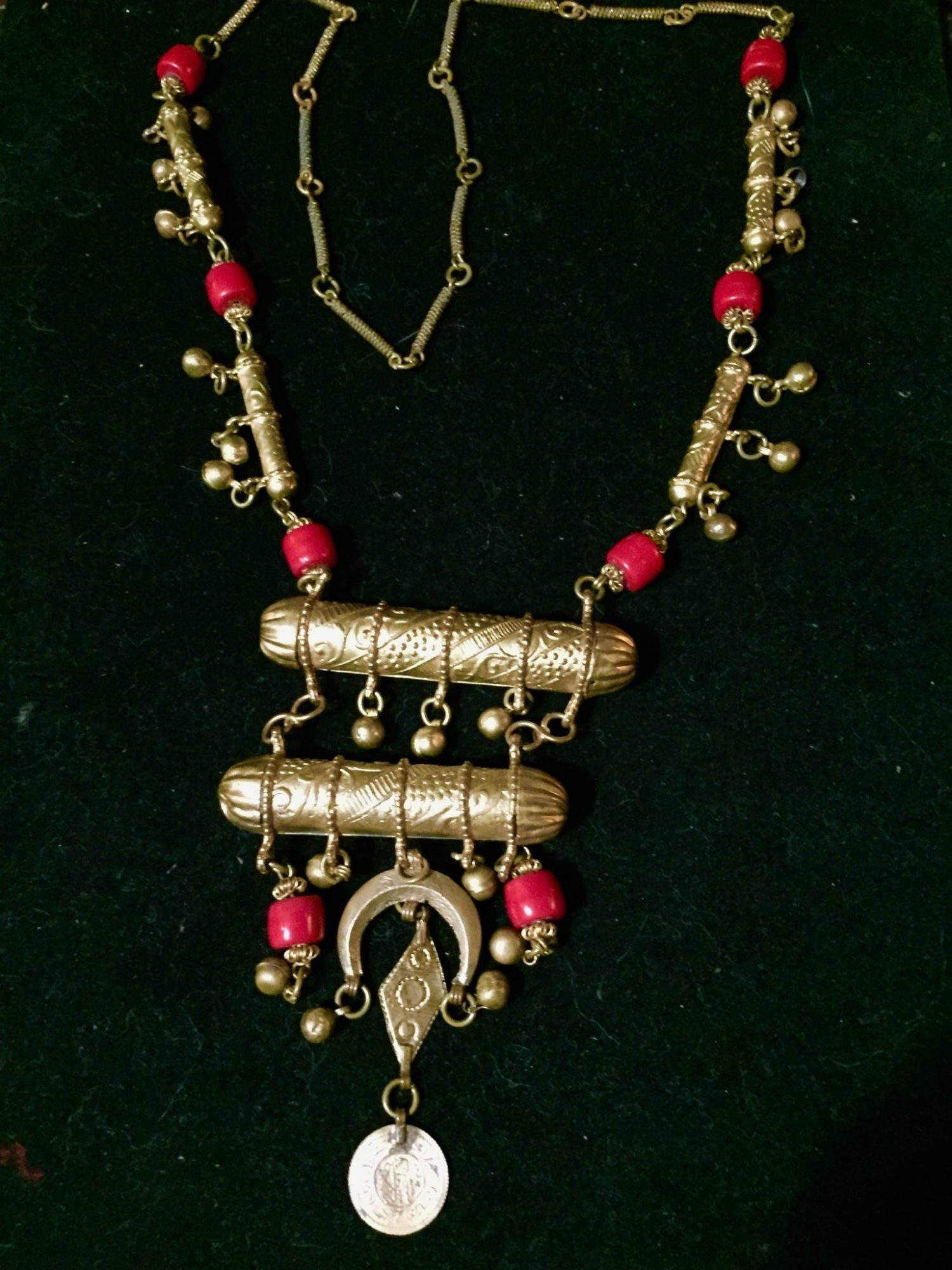 IMG 1218 e1561270627142 - Jewelry: Egyptian Necklace